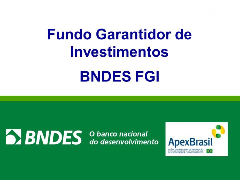 41 Fundo Garantidor de Investimentos BNDES FGI
