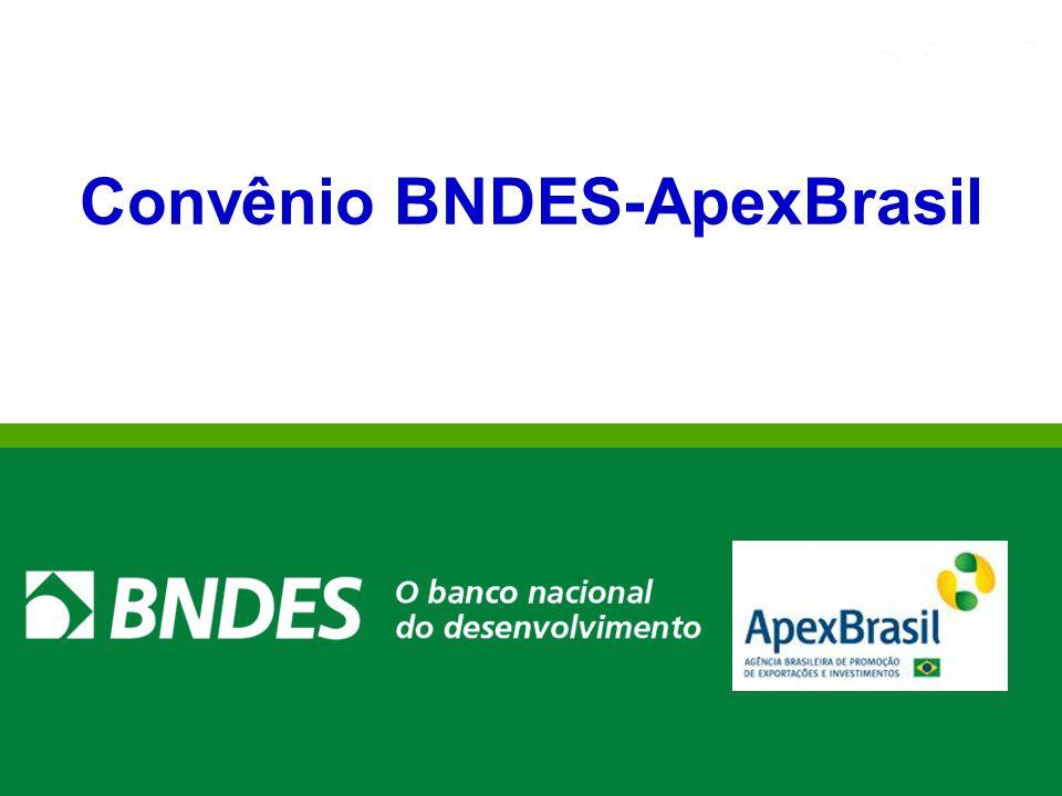 43 Convênio BNDES-ApexBrasil