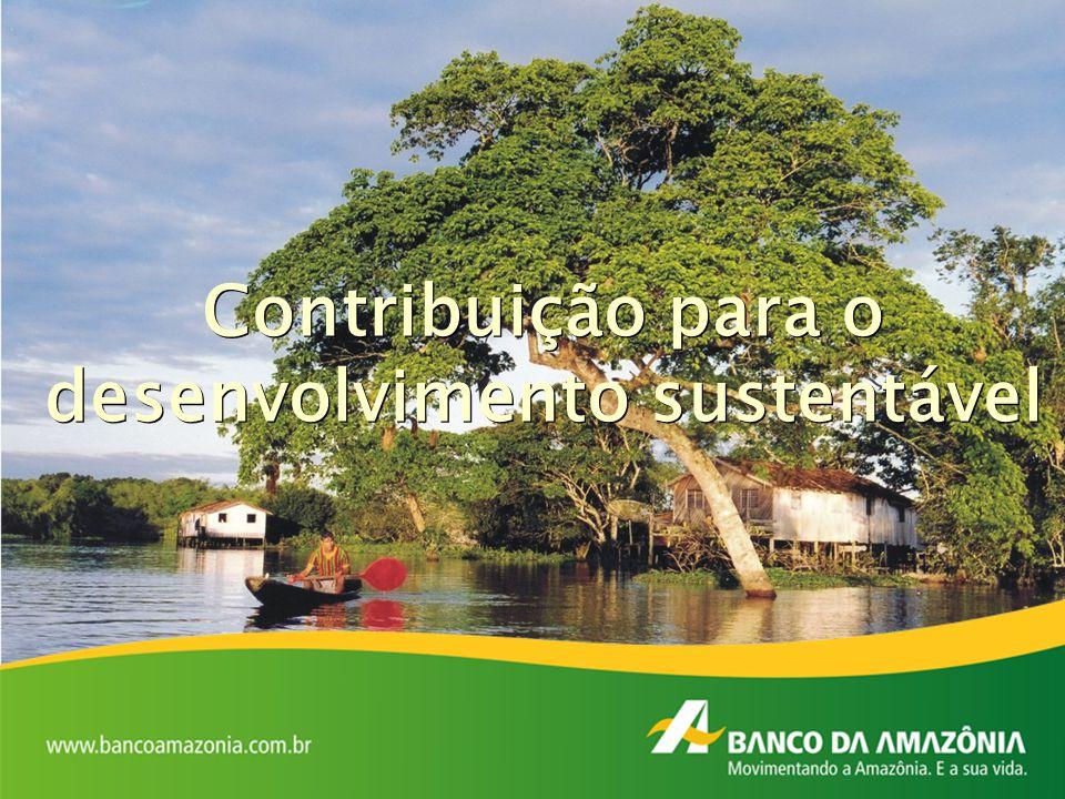 Contribuição para o desenvolvimento sustentável