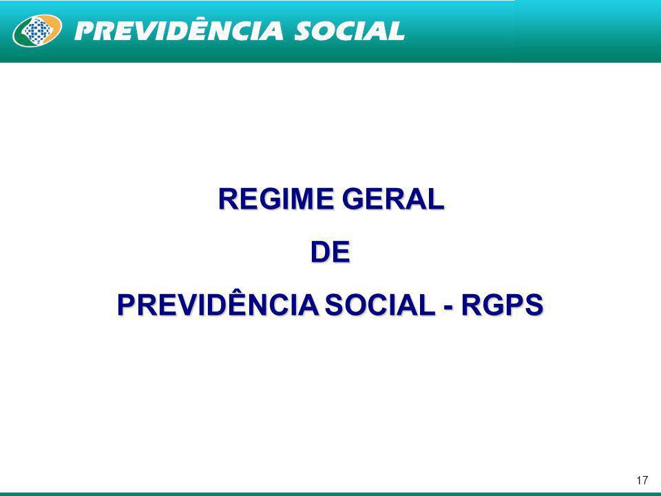 16 TRABALHADORES DO SETOR PRIVADO E FUNCIONÁRIOS PÚBLICOS CELETISTAS Obrigatório, nacional, público, subsídios sociais, benefício definido: teto de R$ 3.467,40.