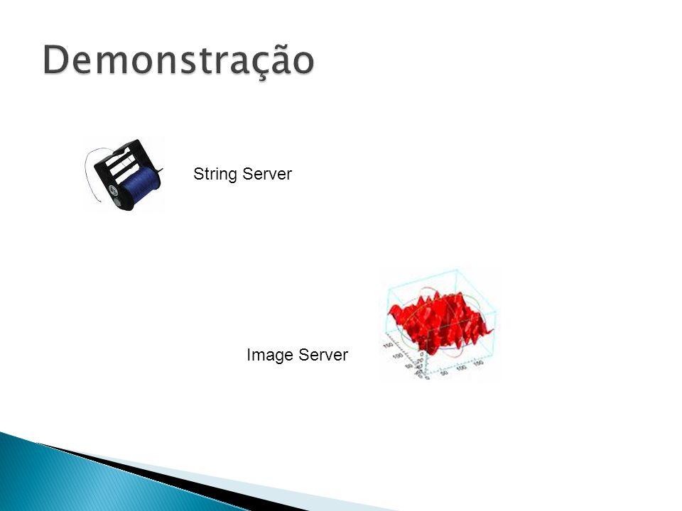 String Server Image Server