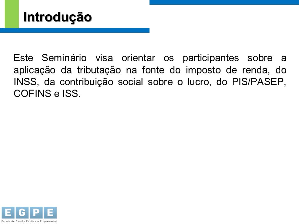 CONTRIBUIÇÃO SUBSTITUTIVA LEI Nº 12.546, DE 14 DE DEZEMBRO DE 2011.