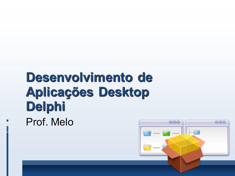 Apresentação Nome: Hildeberto Melo; Técnico em Desenvolvimento de Software.