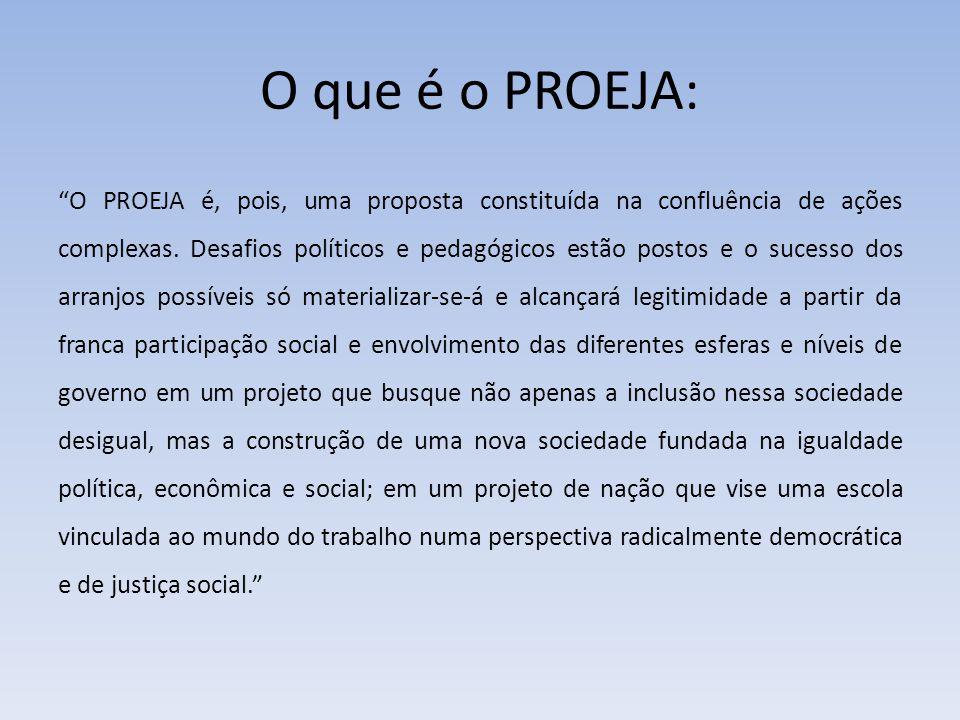 A EDUCAÇÃO DE JOVENS E ADULTOS NO BRASIL: Dados:  Segundo dados da Pesquisa Nacional por Amostra de Domicílios (PNAD / IBGE), em 2002, o Brasil possuía 23.098.462 de jovens com idade entre 18 e 24 anos.