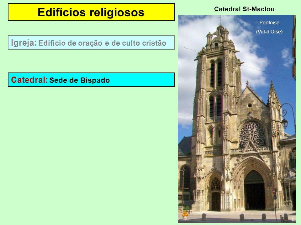 Os construtores de catedrais O arquiteto