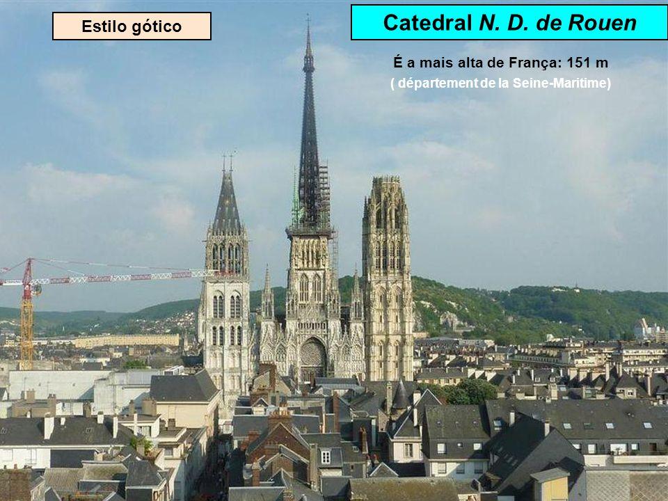 Estilo românico Catedral de Notre-Dame d'Embrun (Département des Hautes-Alpes)