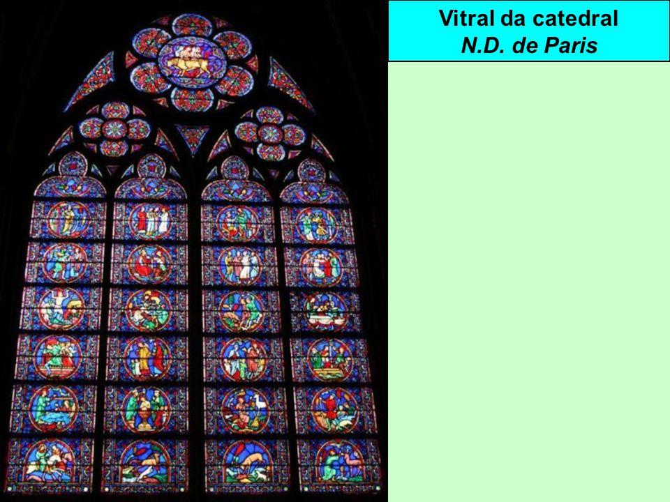 Estilo gótico Catedral Notre-Dame de Paris