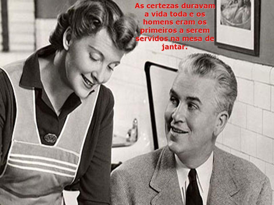 Casar era pra sempre, sustentar filhos era somente até quando eles conseguissem emprego.