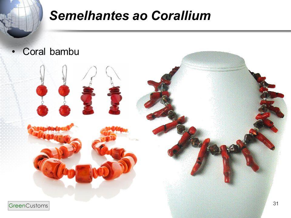 31 Semelhantes ao Corallium Coral bambu