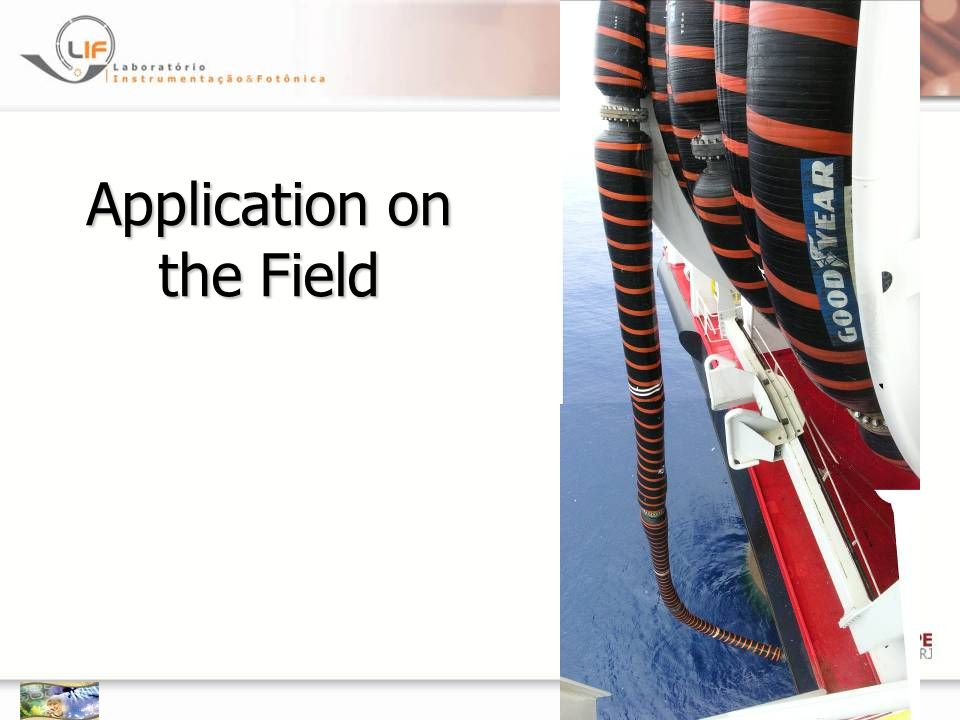 Application on the Field
