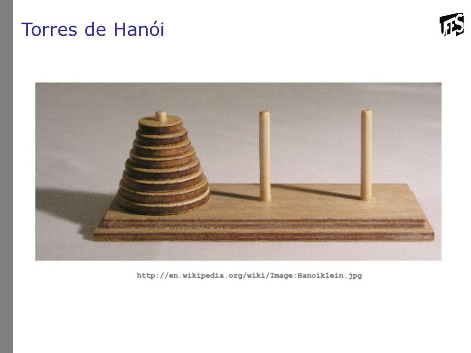 Torres de Hanói