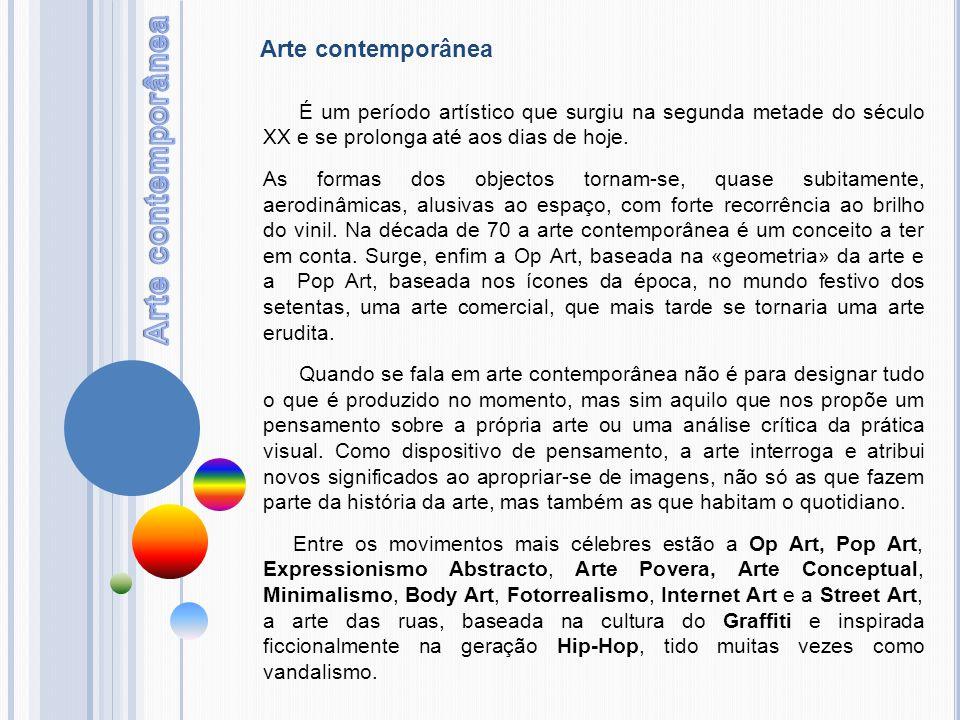 Sugeriu-se que trabalhos de Victor Vasarely, dos anos 30, tais como Zebra (1938), que é inteiramente composto por listas diagonais a preto e branco, curvadas de tal modo que dão a impressão tridimensional de uma Zebra sentada, devem ser consideradas as primeiras obras de op art.