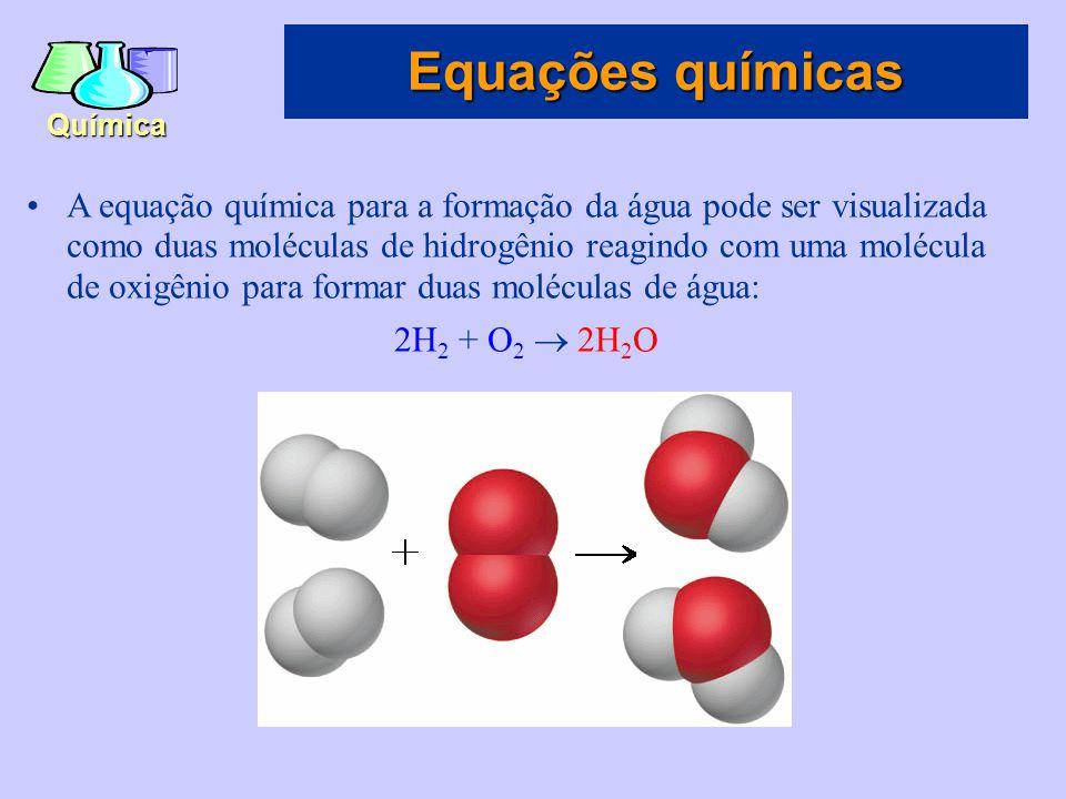 Química Cálculo Estequiométrico Para resolver uma questão envolvendo cálculo estequiométrico devemos seguir três passos: 1º  conhecer a equação; 2º  Ajustar os coeficientes; 3º  Armar uma Regra de três;