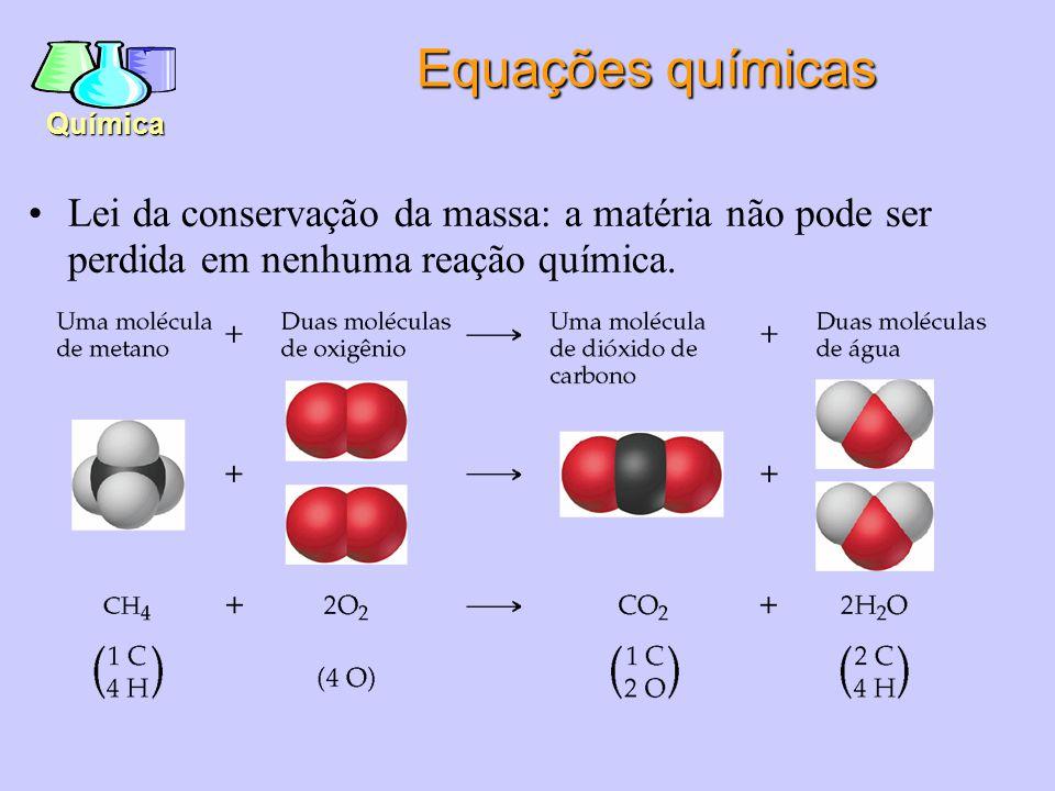 Química Relação Mol -Volume Ex.: Quantos Moles de CO 2 são produzidos a partir de 44, 8L de CO.