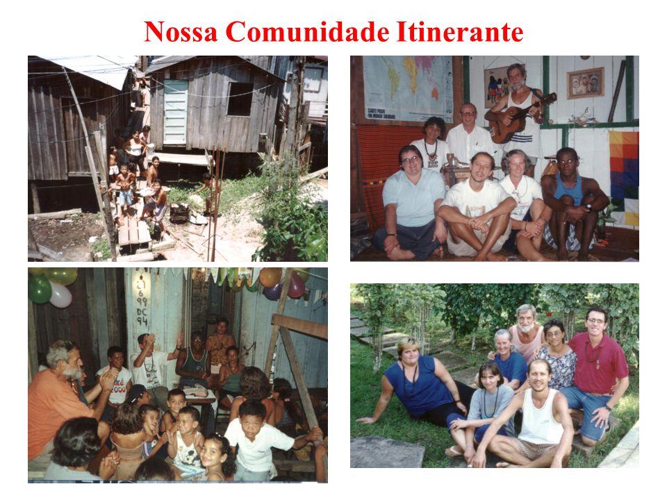 Nossa Comunidade Itinerante