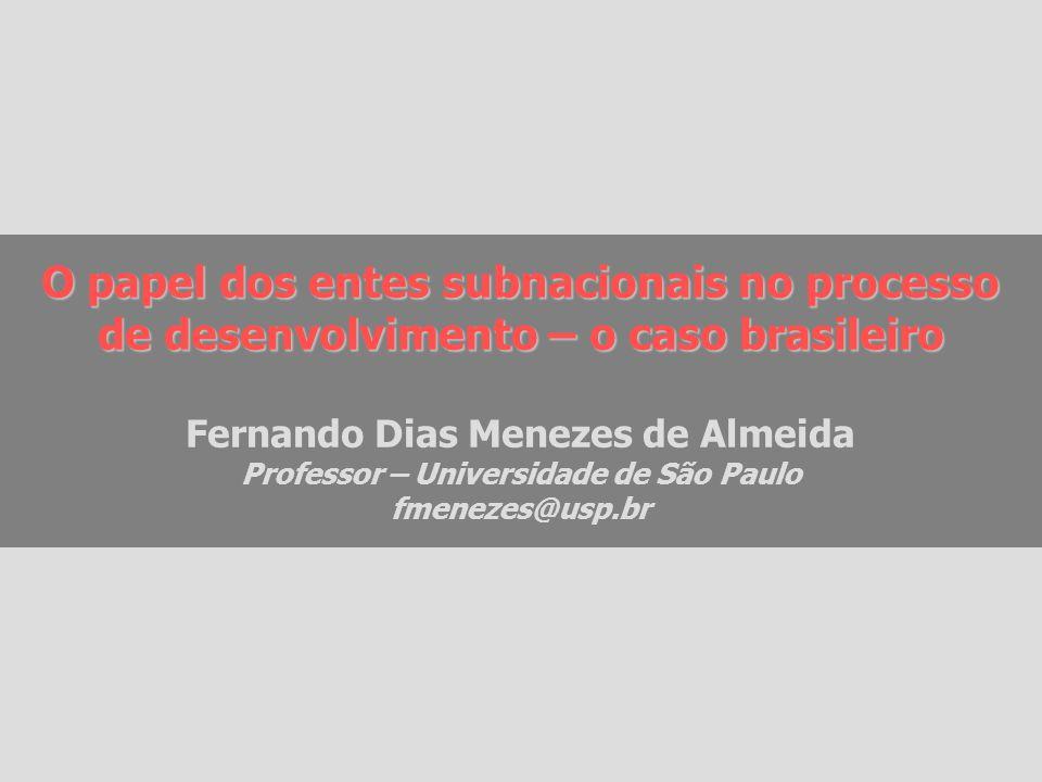 """CRPM- PNUD – Conseil Scientifique """"Globalisation et Développement Territorial"""" 03/12/2007 O papel dos entes subnacionais no processo de desenvolviment"""