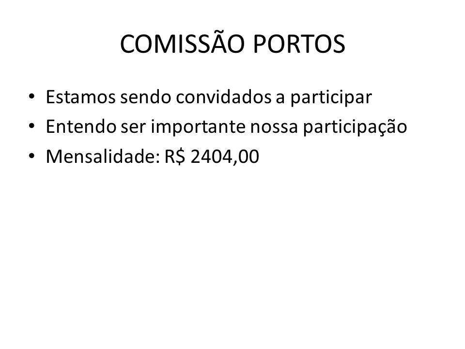 PORTARIA Nº 250/2013 - FNPQTP Temos interesse em participar?