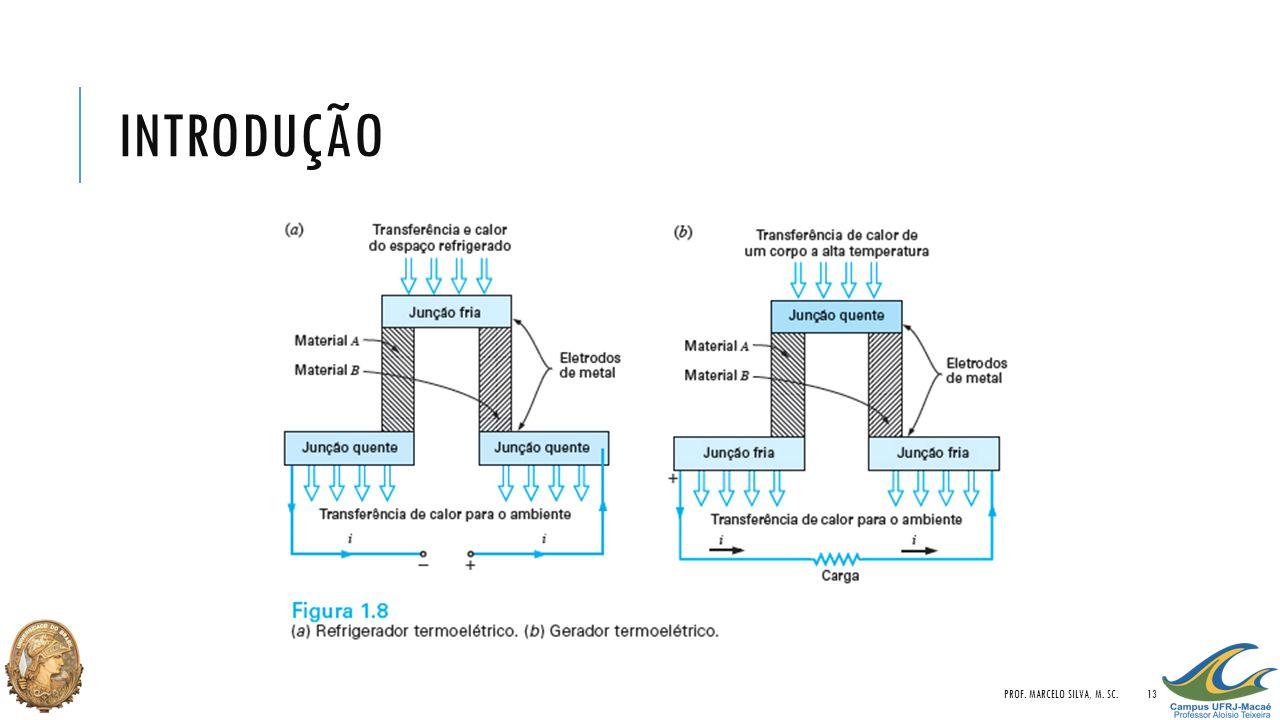 INTRODUÇÃO PROF. MARCELO SILVA, M. SC.13
