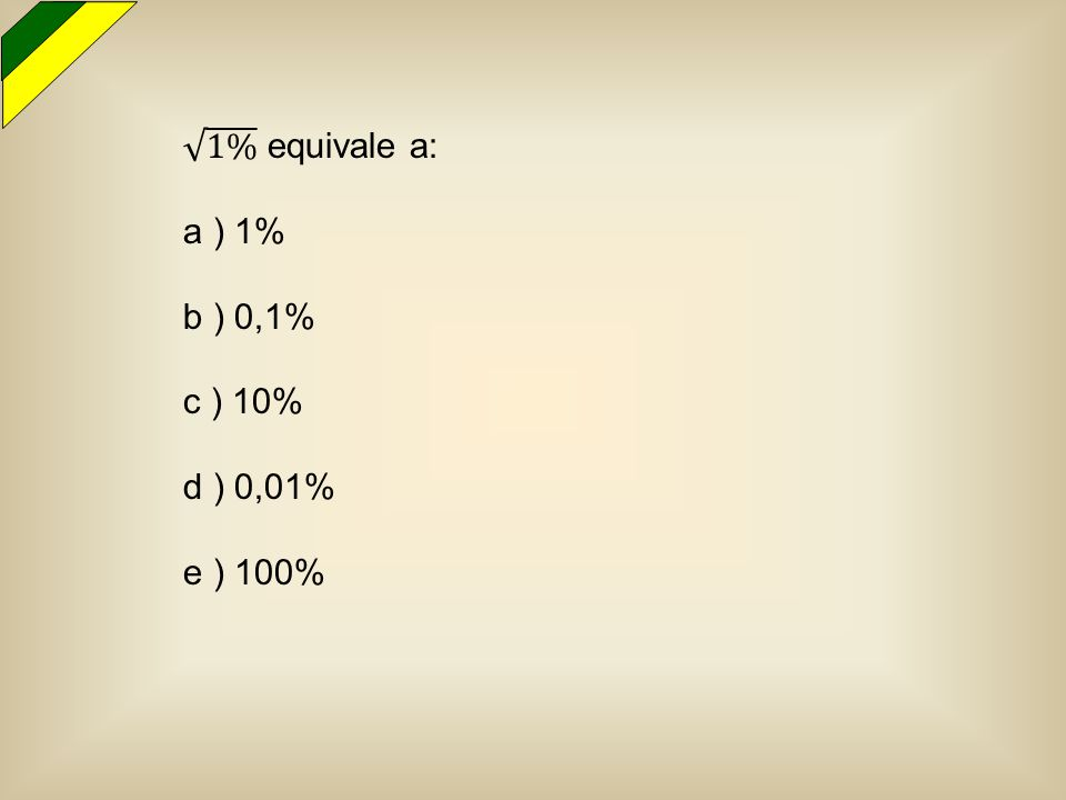 Uma figura foi ampliada em 20%.Em seguida, a cópia ampliada sofreu uma nova ampliação de 25%.
