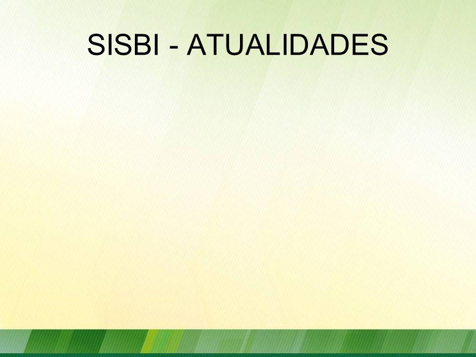 SISBI - ATUALIDADES