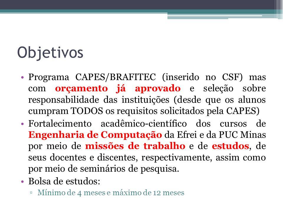 Informações sobre a EFREI Abrir slides enviado pela EFREI