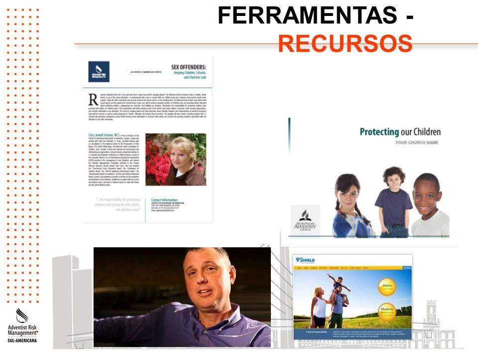 FERRAMENTAS - RECURSOS