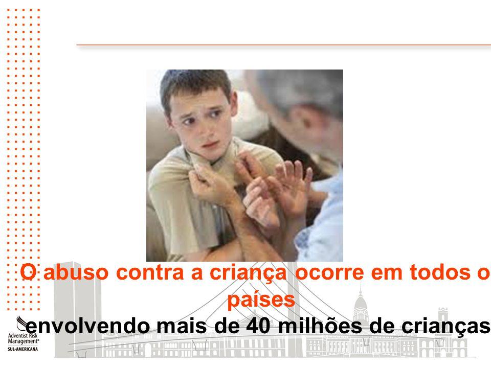SER VIGILANTE o tempo todo… Os abusadores cultivam o relacionamento com as crianças: Identificar crianças com carências emocionais.