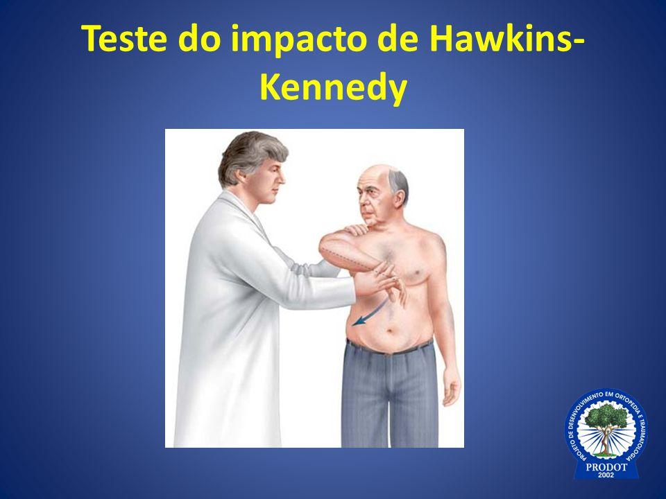 Teste do impacto de Hawkins- Kennedy
