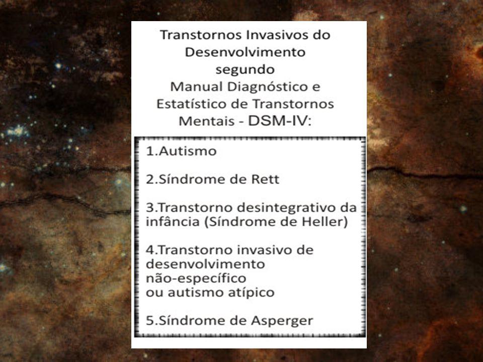 Transtorno Global do Desenvolvimento Sem Outra Especificação DSM-IV aponta que o prejuízo severo no desenvolvimento da interação social recíproca e os interesses e comportamentos estereotipados são suas principais características.