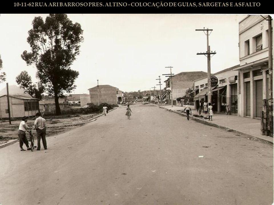 09-9-62 COLETORES DE LIXO DE OSASCO
