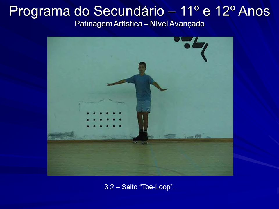 "3.2 – Salto ""Toe-Loop""."
