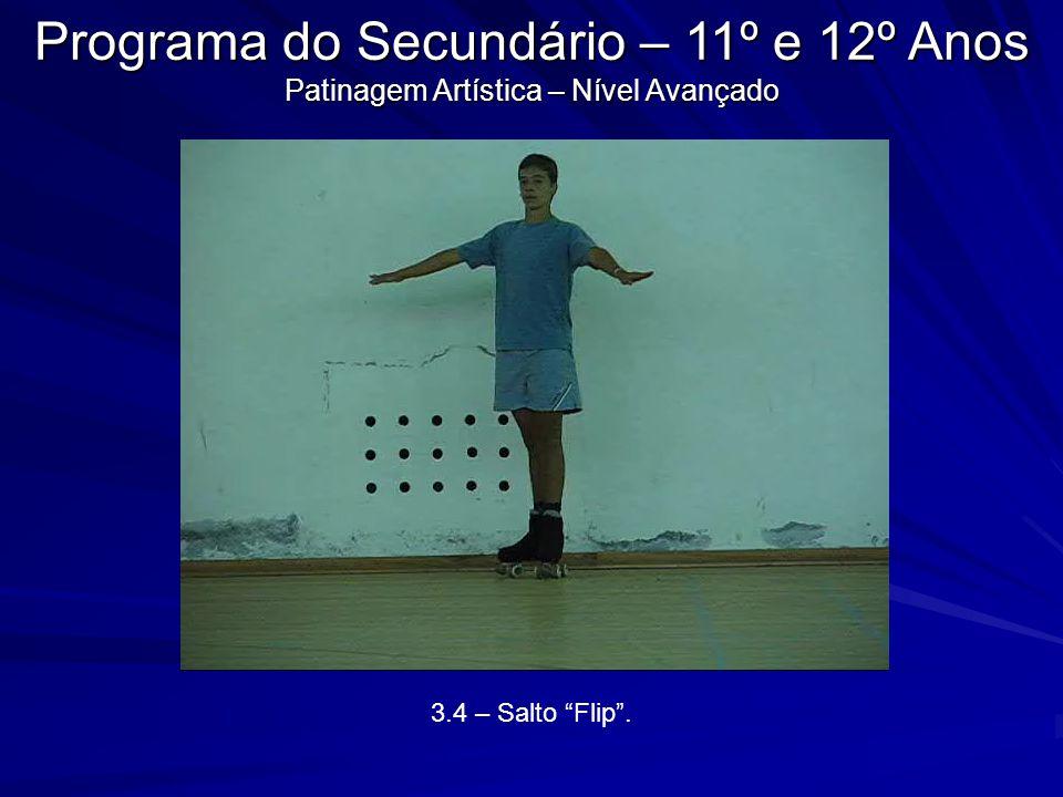 3.5 – Salto Lutz .