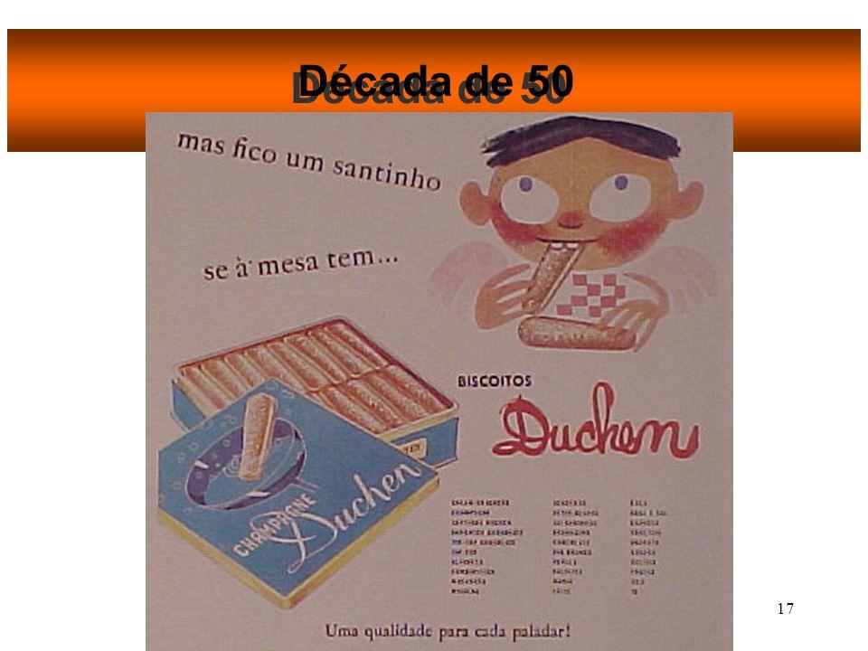 16 Década de 50