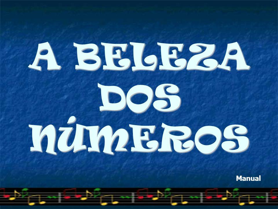 A BELEZA DOS NÚMEROS Manual