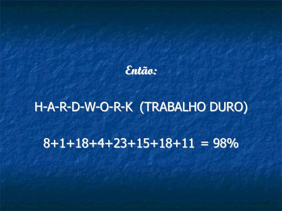 Se cada letra do alfabeto A B C D E F G H I J K L M N O P Q R S T U V W X Y Z for representada por um número: 1 2 3 4 5 6 7 8 9 10 11 12 13 14 15 16 1