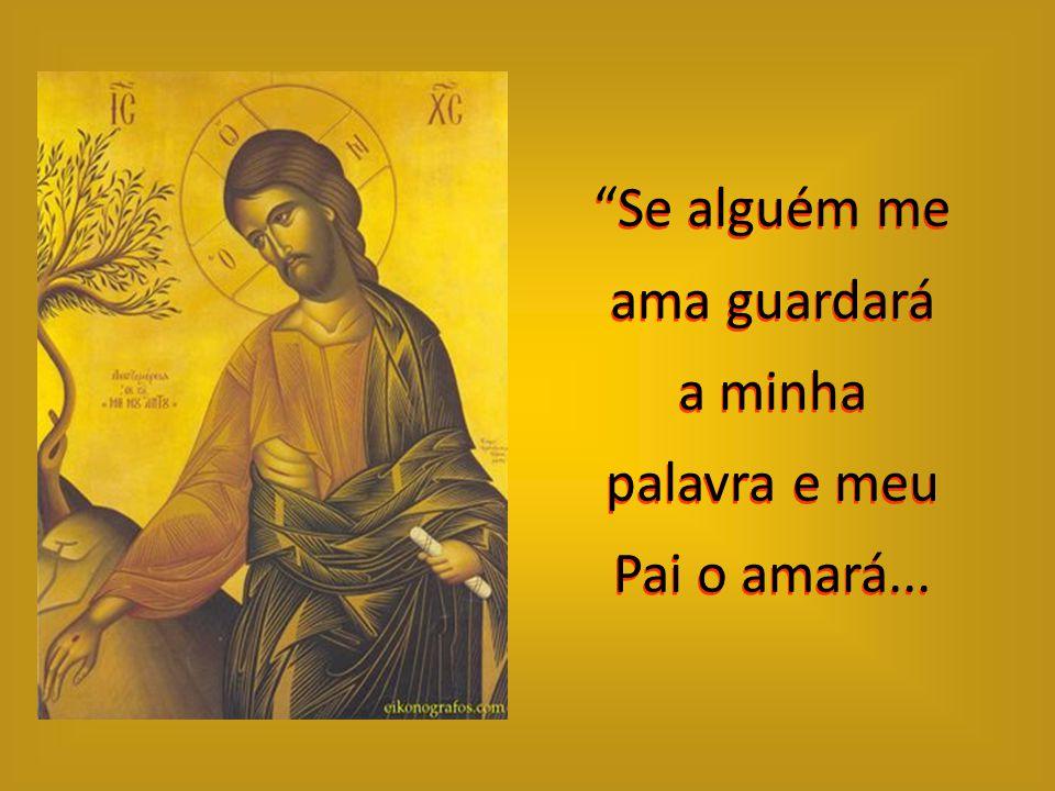 """""""O Pai que me enviou, Ele mesmo me prescreveu o que devo dizer e o que devo ensinar"""". (João 12,49)"""