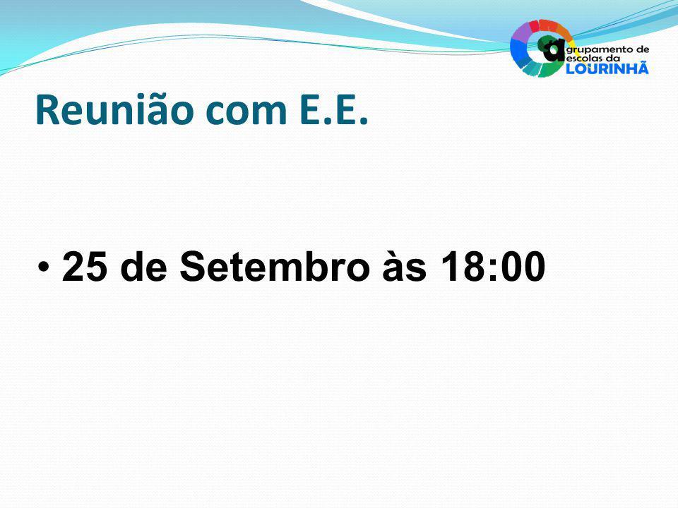 Mais informação Sobre a escola: www.aelourinha.pt