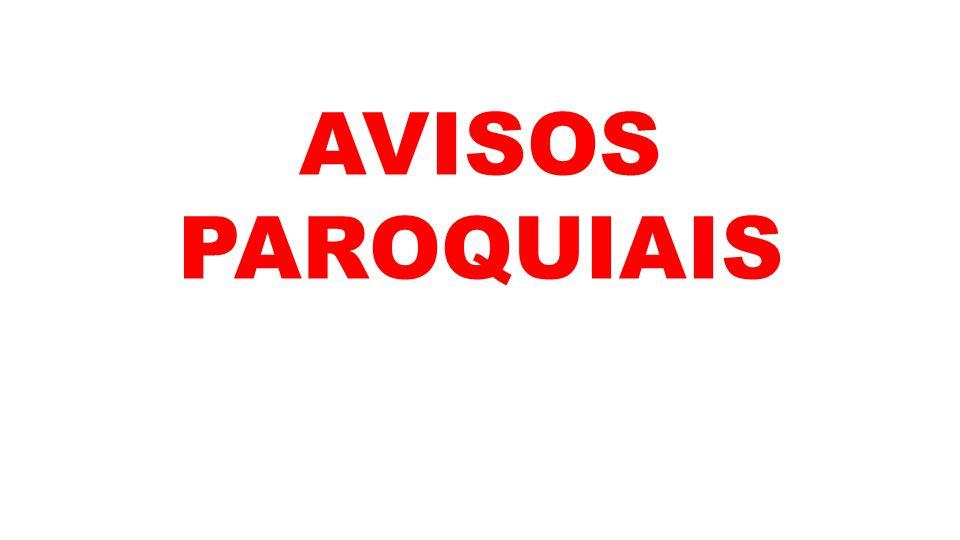 REUNIÃO COM OS COORDENADORES DE CEBS, PASTORAIS E MOVIMENTOS: