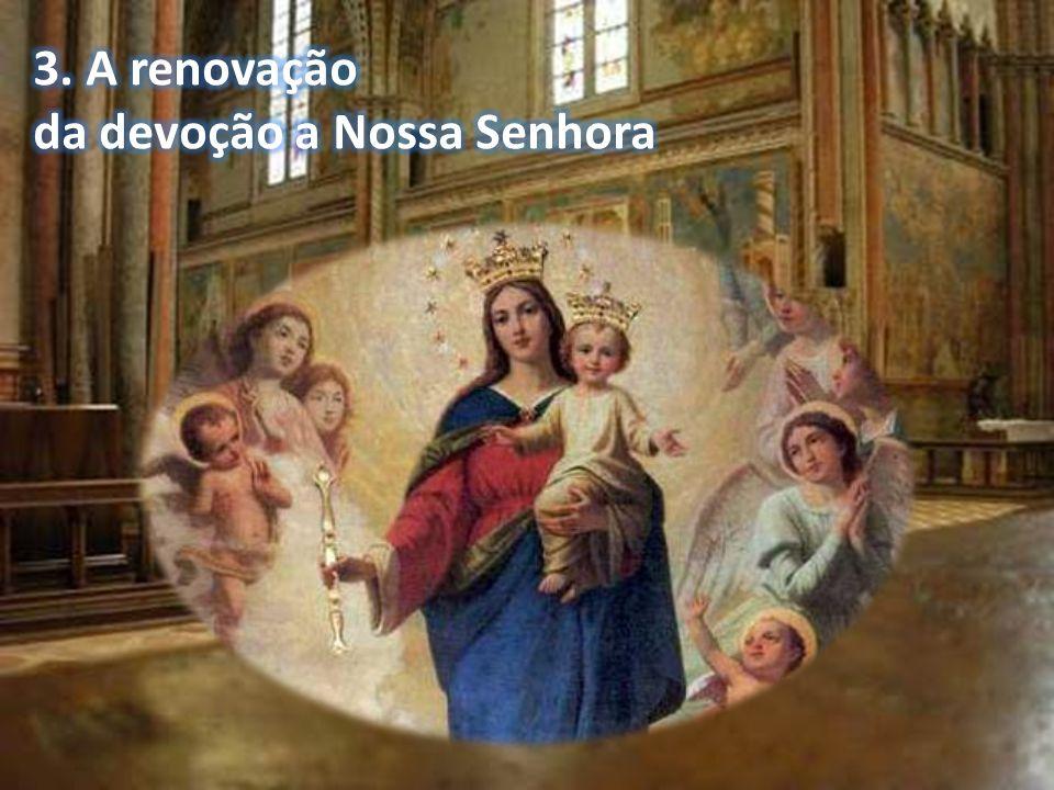 No Santo Rosário, meditamos os mistérios da vida de Cristo em companhia de Maria, com piedade e amor filial.
