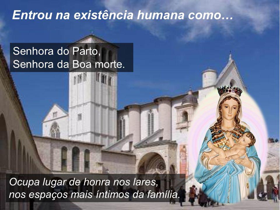 Senhora do Parto, Senhora da Boa morte.