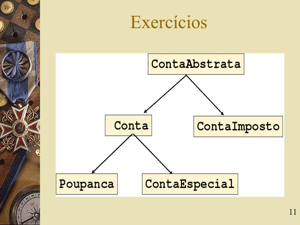 11 Exercícios