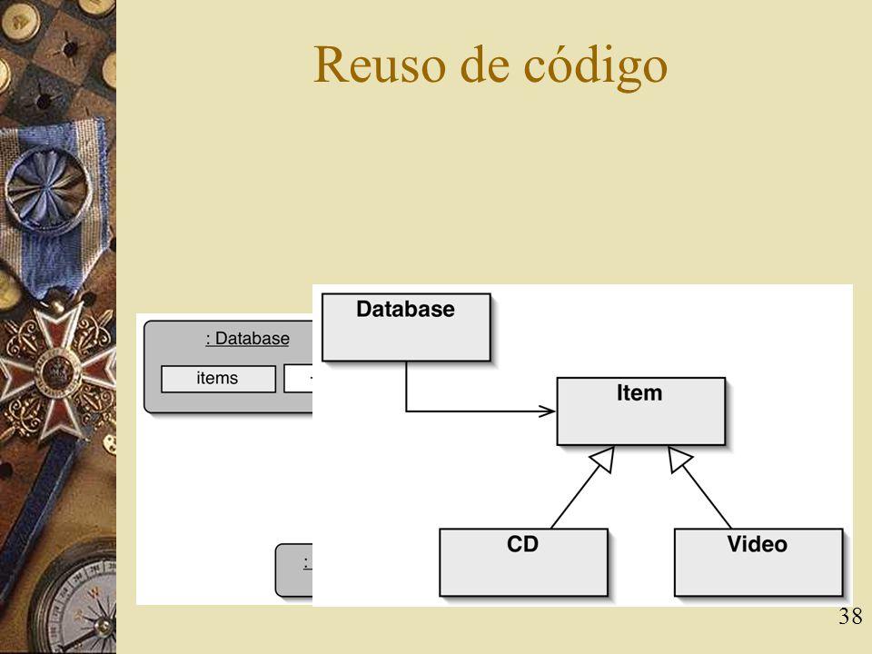 38 Reuso de código