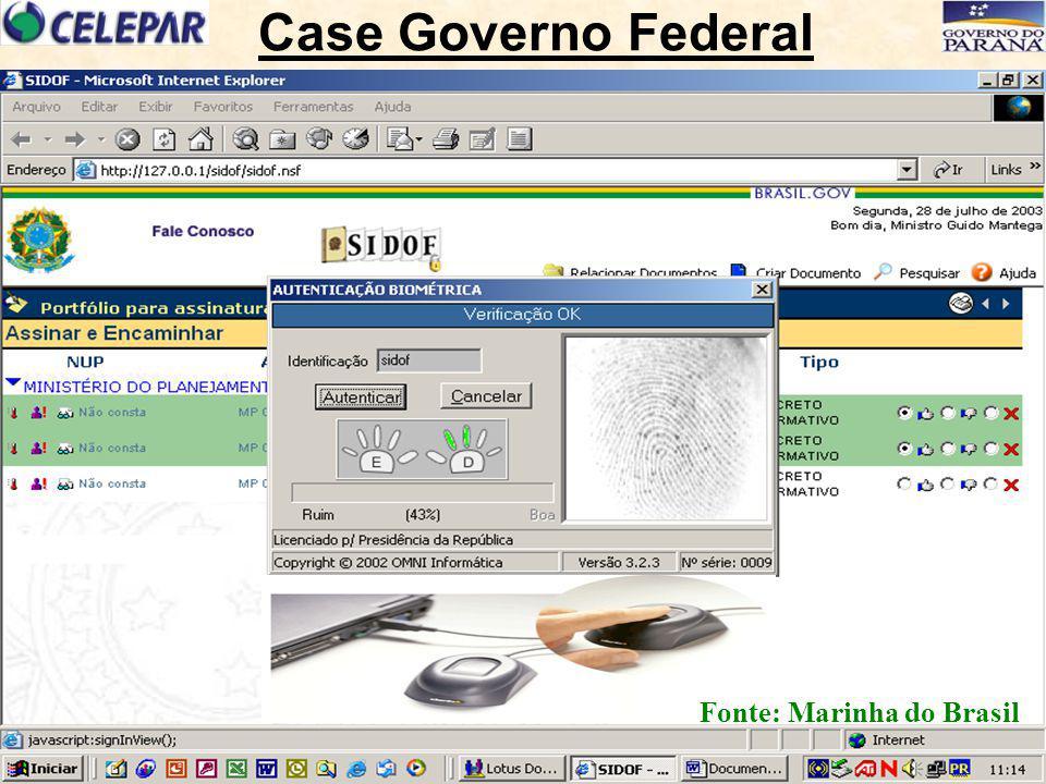 Case Governo Federal