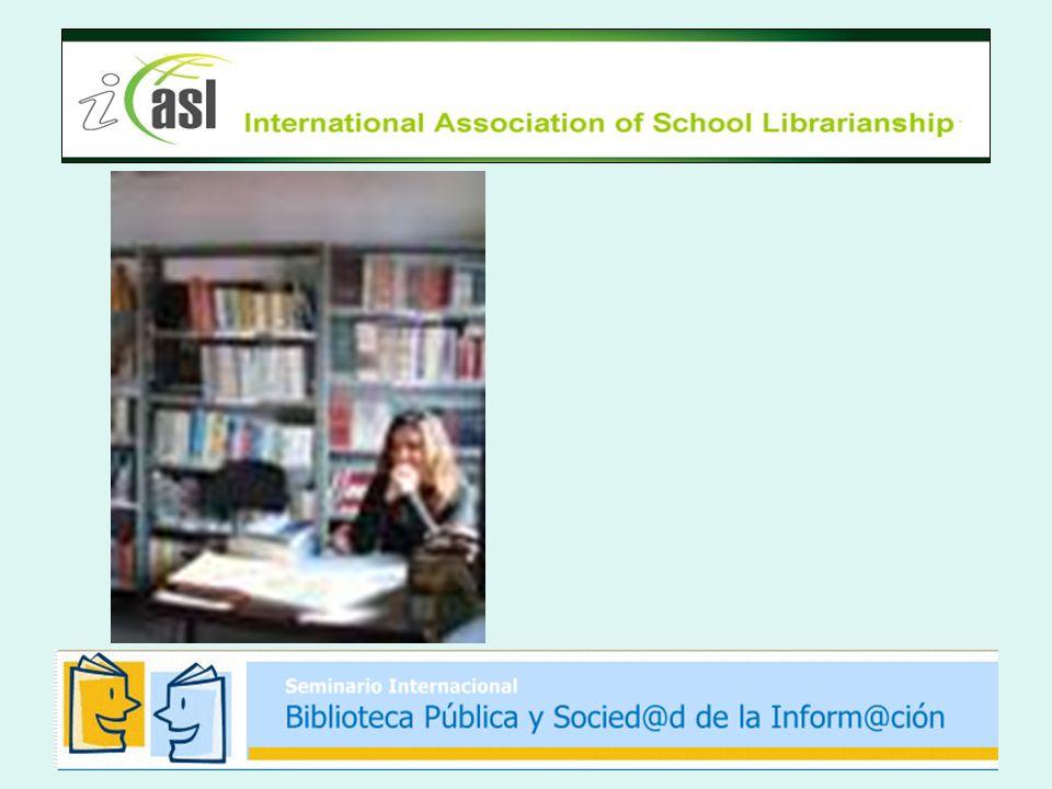 A BIBLIOTECA ESCOLAR Laboratorio de Información e Ideas