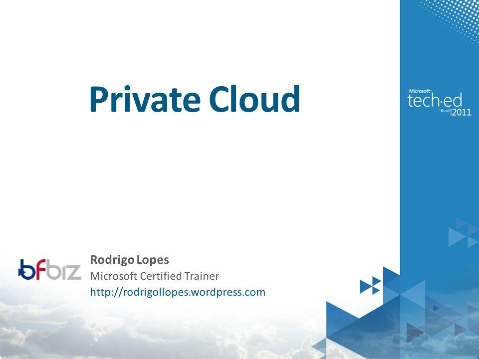 O que é Private Cloud?