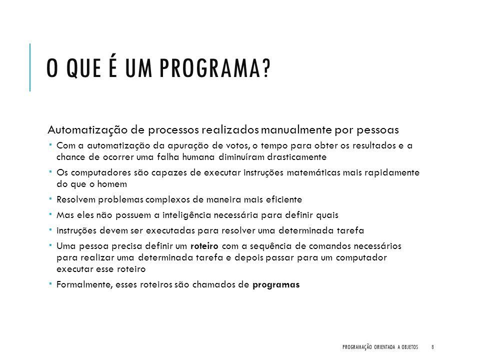 POLIMORFISMO PROGRAMAÇÃO ORIENTADA A OBJETOS249