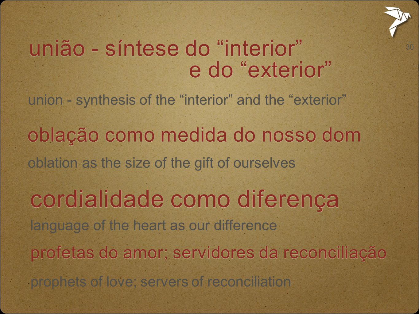 "união - síntese do ""interior"" e do ""exterior"" e do ""exterior"" union - synthesis of the ""interior"" and the ""exterior""  cordialidade como diferença lan"