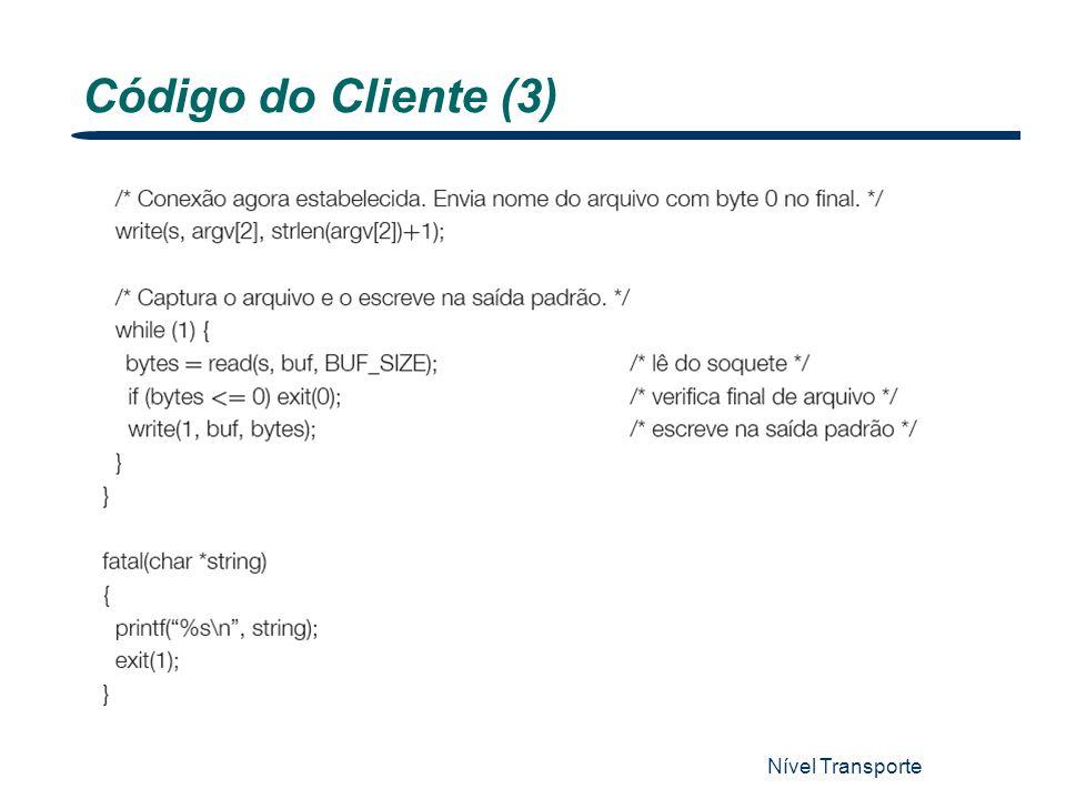 Nível Transporte 16 Código do Cliente (3)