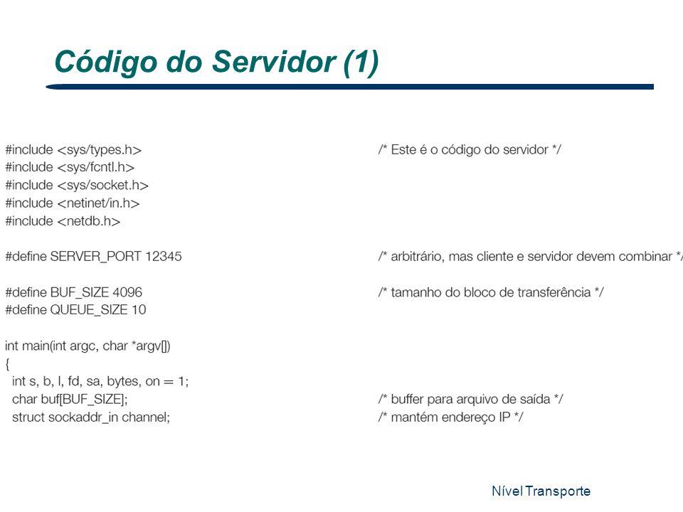 Nível Transporte 17 Código do Servidor (1)