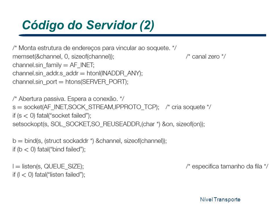 Nível Transporte 18 Código do Servidor (2)
